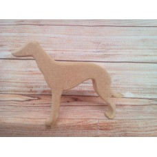 18mm MDF  Standing Greyhound